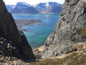 CfMS LevNU retreat i Lofoten